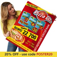 Large Posters 135gms