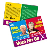Election Calling Cards