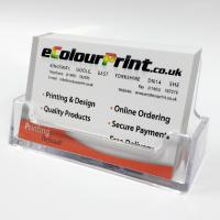 Business Card Counter Display