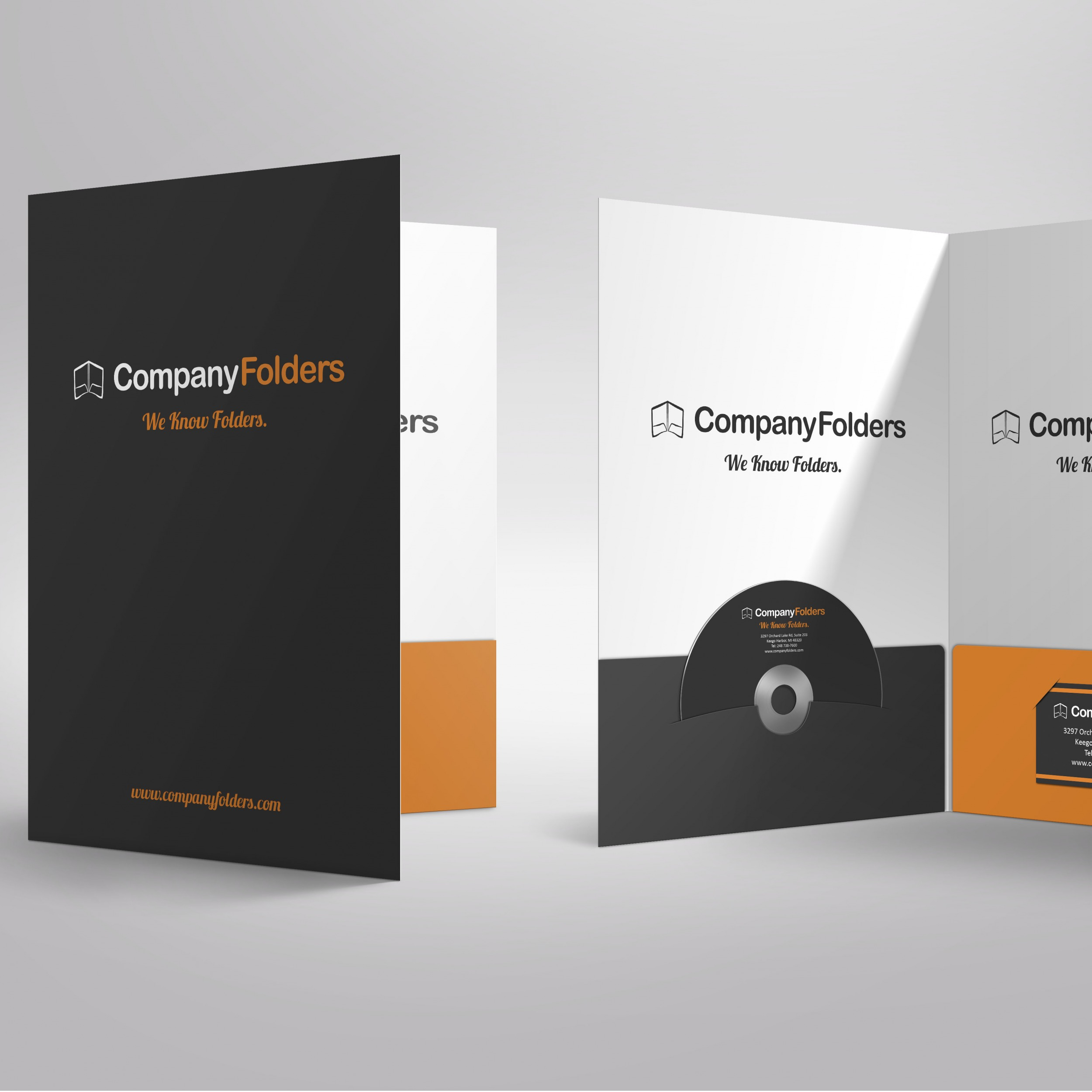 Presentation Folders Ecolour Print