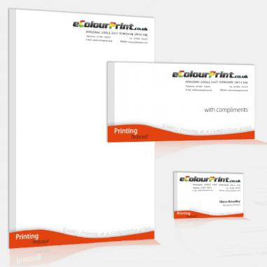 Stationery packs inc letterheads comp slips and business cards stationery packs reheart Choice Image