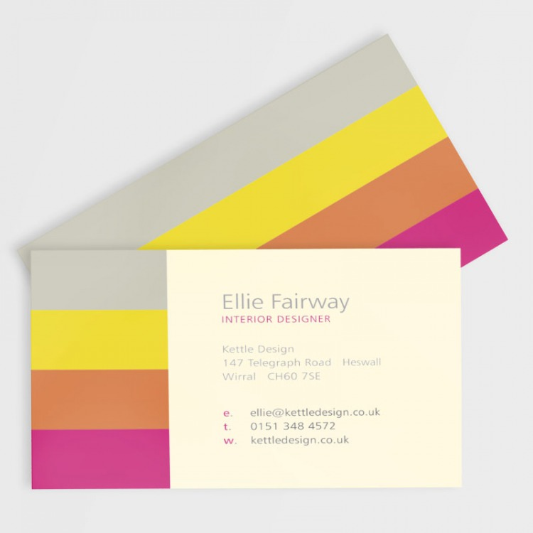 Ivory business cards on 350gms ecolour print ivory business cards colourmoves