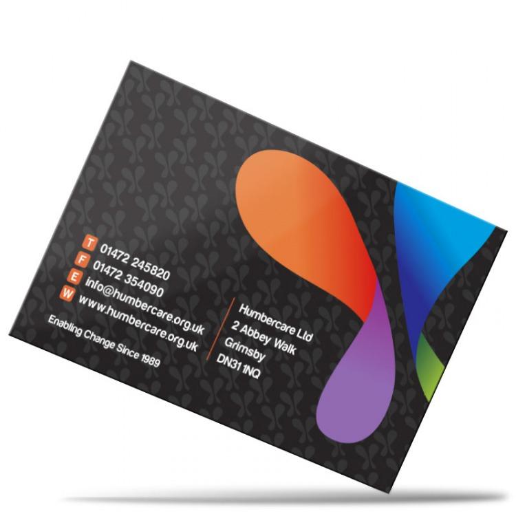Silk matt laminated business cards ecolour print gloss laminated business cards reheart Images
