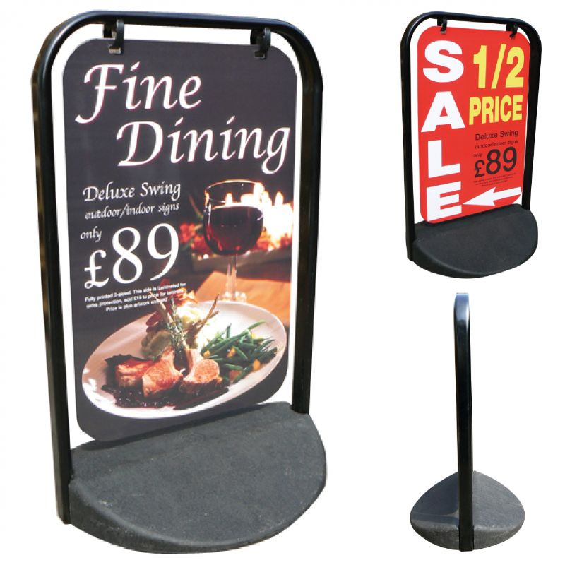 jansen display pavement signs