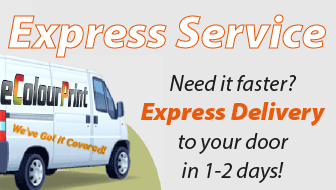 Express Service - Need it faster? Express delivery to your door in 1-2 days