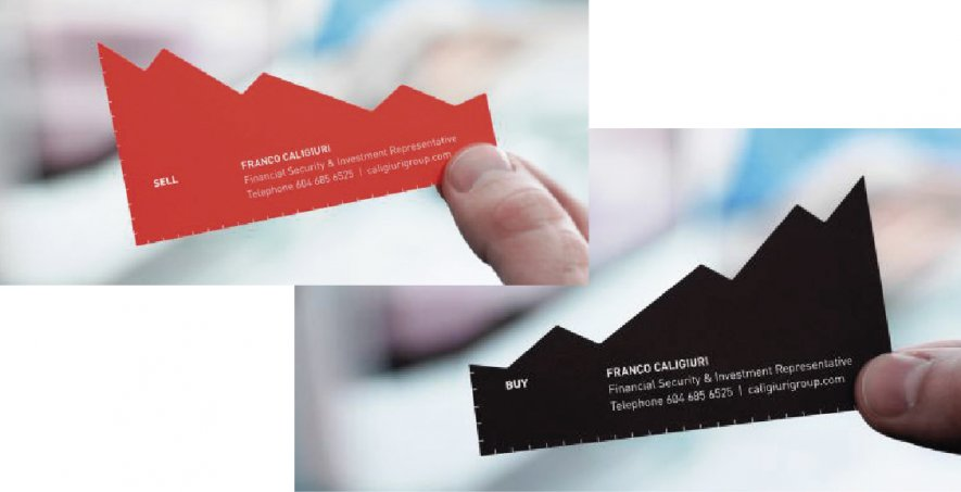5 extremely creative business cards for inspiration
