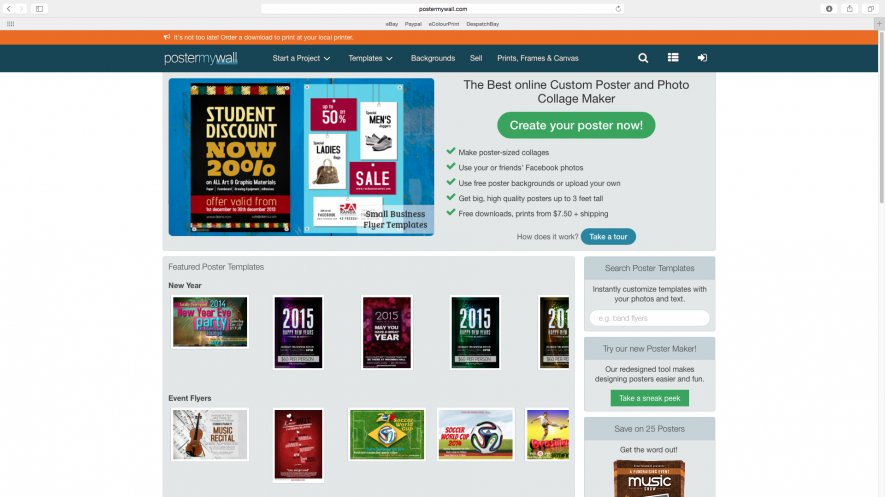 the 10 best leaflet design software tools ecolour print