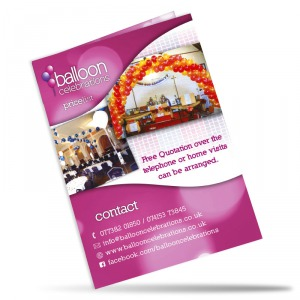 Card Flyers - Folded 300gms