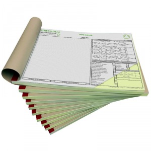 A3 NCR Pads & Books