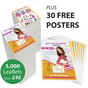 Trade Priced Leaflets