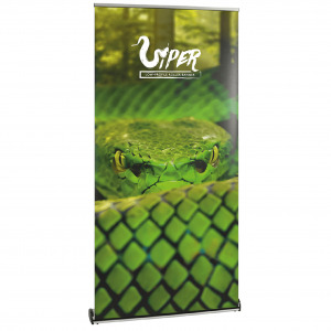 Low Profile Roll Up Banner