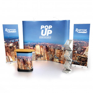 Exhibition Combo Pack