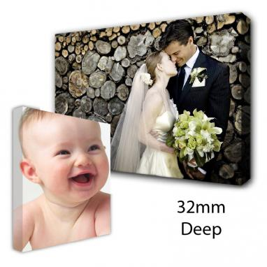 Photo Canvas Wraps