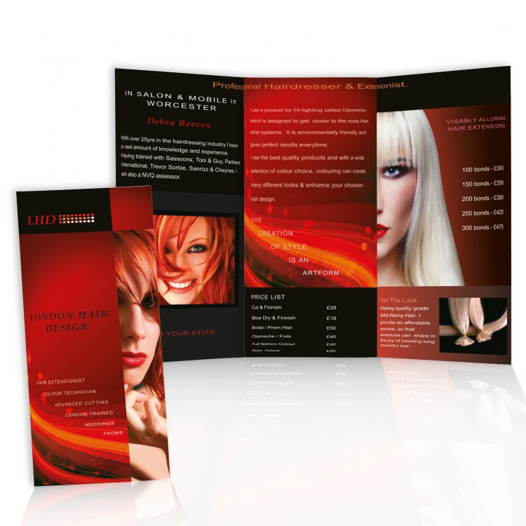 a3 folded leaflet deal with 30 free a3 posters ecolour print